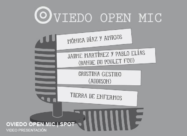 Video Presentación | Oviedo Open Mic (OOM)