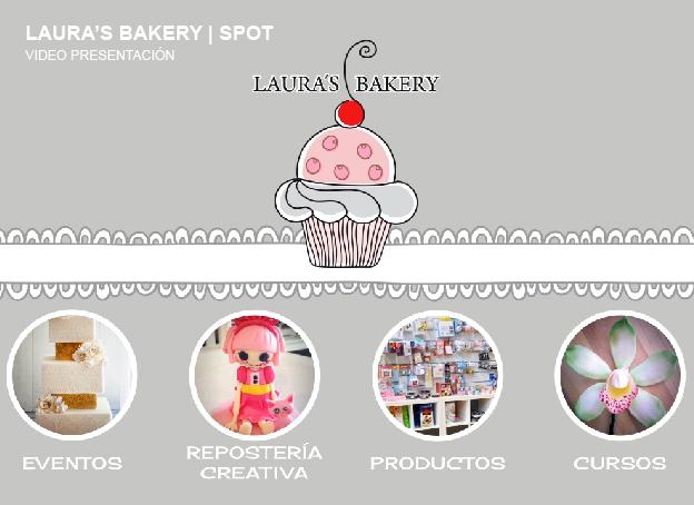 Video Presentación | LAURA'S BAKERY