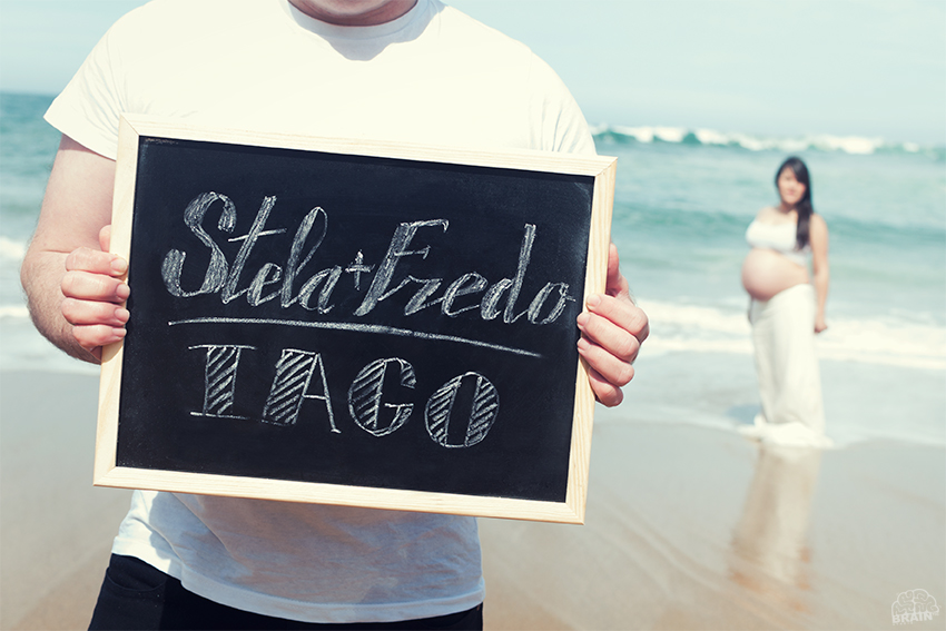 Stela + Fredo = Iago