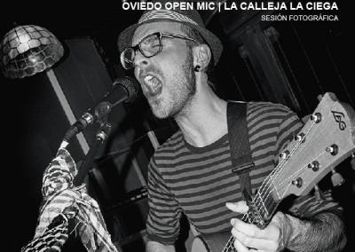 Oviedo Open Mic | La Calleja La Ciega