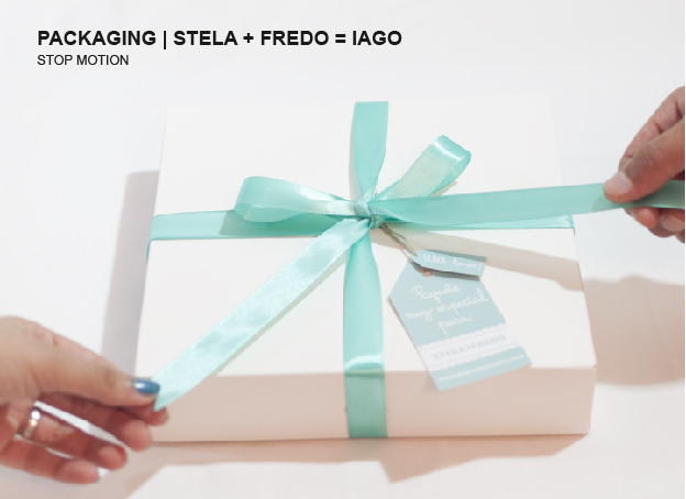 PACKAGING | STELA + FREDO = IAGO