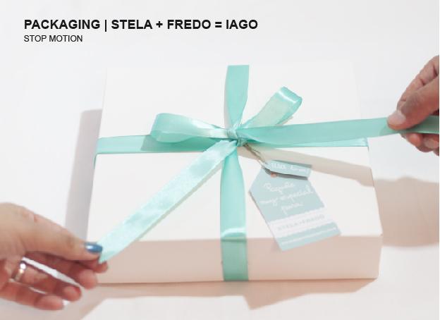 PACKAGING | STELA + FREDO = IAGO