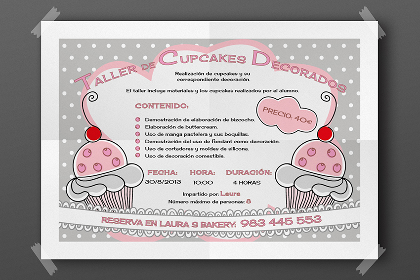 cartel_taller_lauras_bakery