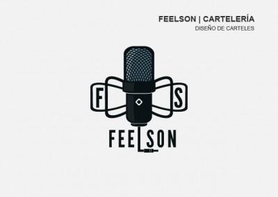 Diseño de cartelería | FEELSON