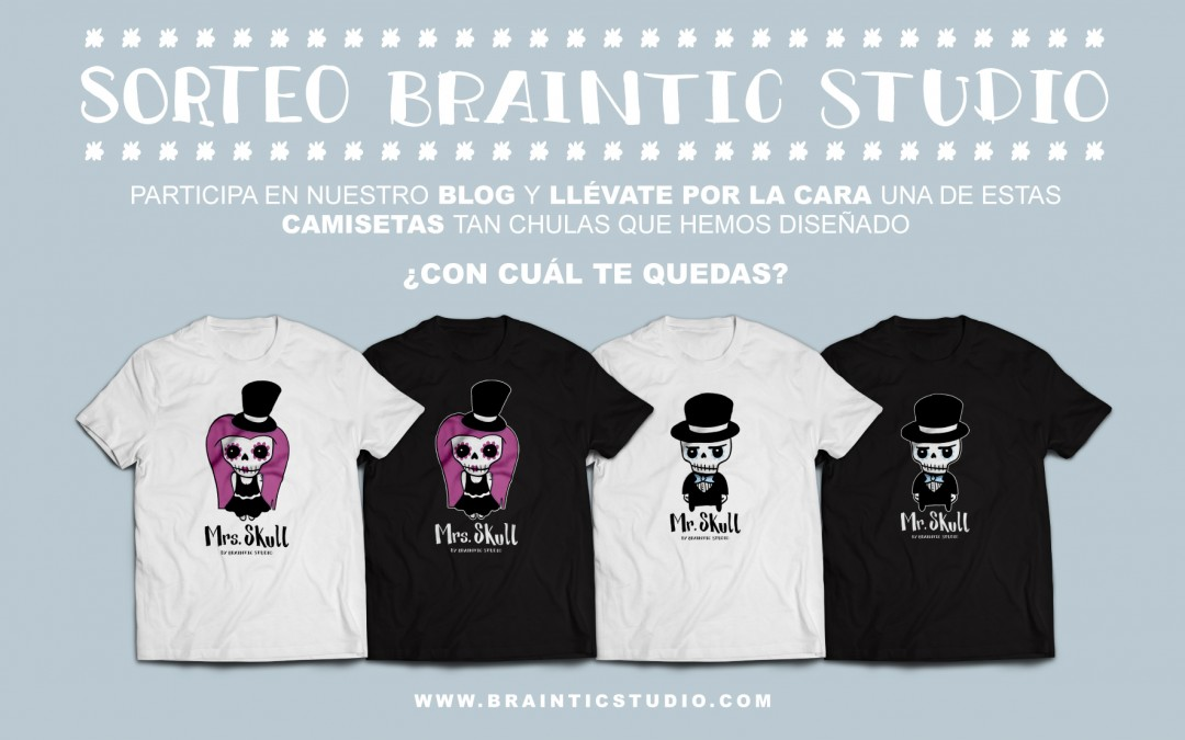 PRIMER SORTEO DE BRAINTIC STUDIO