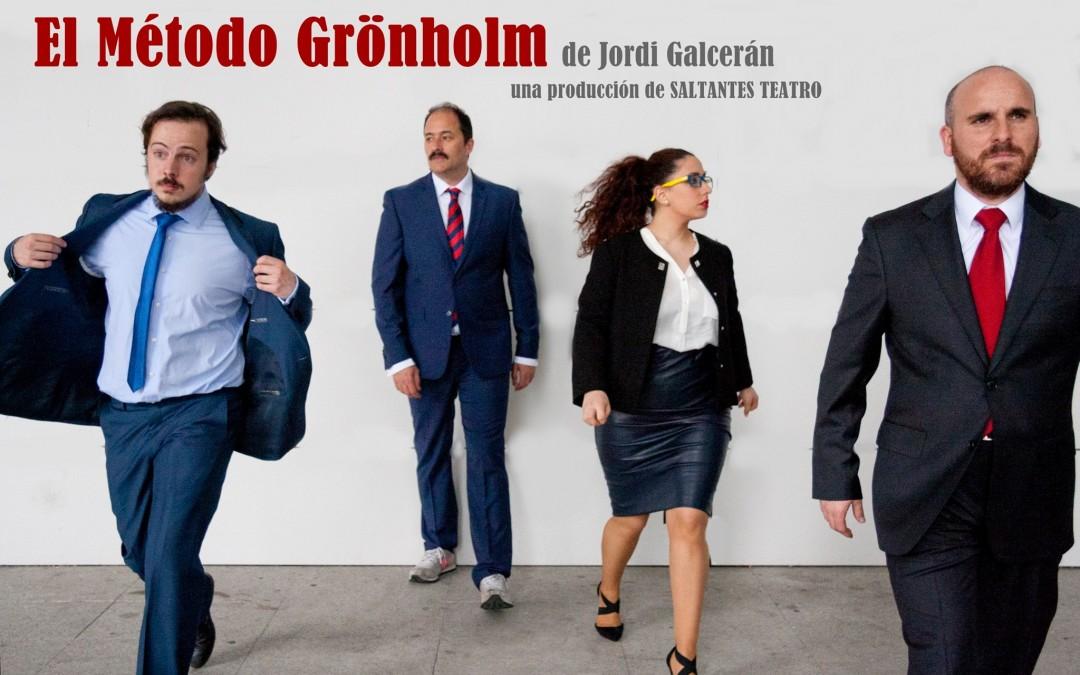 «El método Grönholm» – Teatro Jovellanos