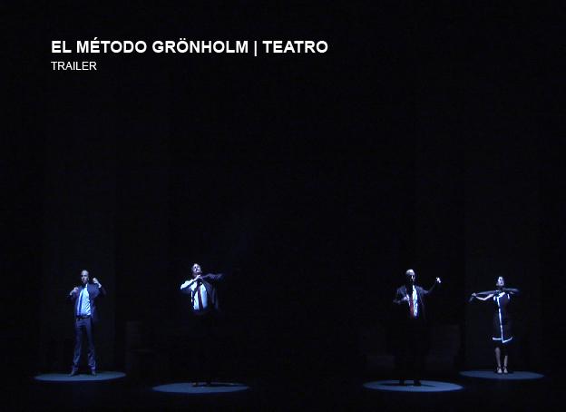 EL MÉTODO GRÖNHOLM | TRAILER